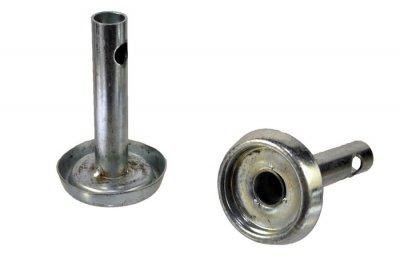 Горелка для газовой плиты Дружковка h=106 mm d=66 mm