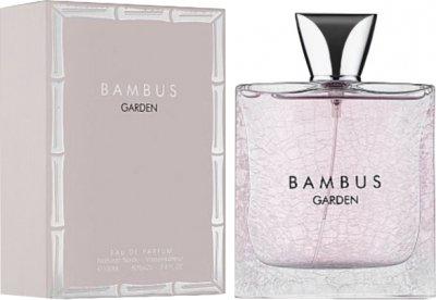 Парфюмированная вода для женщин Fragrance World Bambus Garden аналог Gucci Bamboo 100 мл (ROZ6400100450)