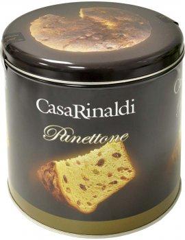 Кекс Casa Rinaldi Панеттоне с цукатами и изюмом 908 г (8006165414661)