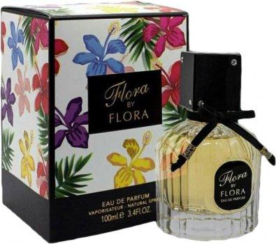 Парфюмированная вода для женщин Fragrance World Flora By Flora 100 мл (6291106486728)