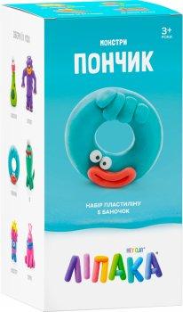 Набор интерактивного пластилина с приложением Липака Пончик (MMN006) (4897105240372)