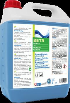 Концентрированное средство для мытья полов Kiter Beta 5 л
