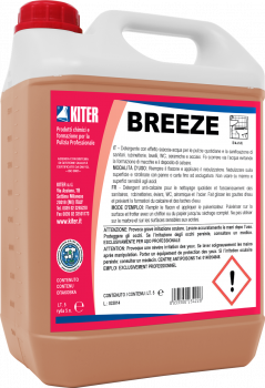 Щоденний очищувач Kiter Breeze 5 л