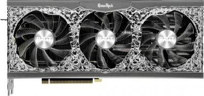 Palit PCI-Ex GeForce RTX 3090 GameRock OC 24GB GDDR6X (384bit) (1395/19500) (HDMI, 3 x DisplayPort) (NED3090H19SB-1021G)