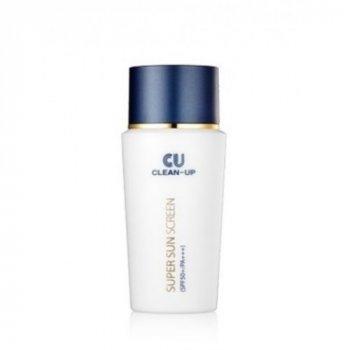 Солнцезащитная эмульсия CUSKIN Clean Up Super Sunscreen - 50 мл (SPF50+, PA+++)