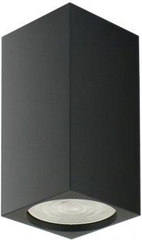 Точковий світильник Altalusse INL-7002D-01 Чорний GU10 max 1x35W