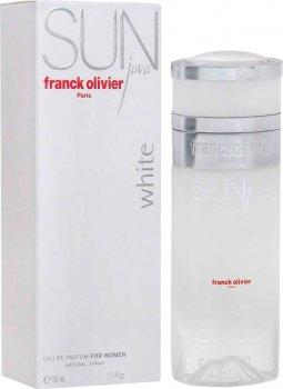 Парфюмированная вода для женщин Franck Olivier Java Sun White For Women 50 мл (2288100034080)