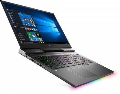 Ноутбук Dell Inspiron G7 17 7700 (G77732S4NDW-61B) Mineral Black