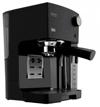 Кофеварка эспрессо SCARLETT SC-CM33016 черный