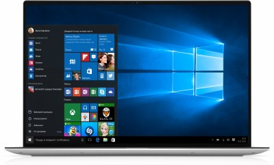 Ноутбук Dell XPS 13 9300 (X3732S4NIW-75S) Platinum Silver