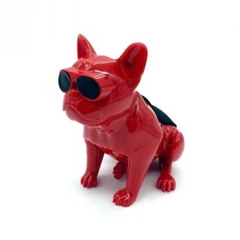 Bluetooth-колонка Aerobull DOG S5, c функцією speakerphone Червона