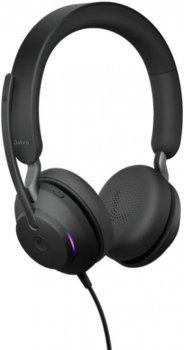 Навушники Jabra Evolve 2 40 MS Stereo, USB-A (24089-999-999)
