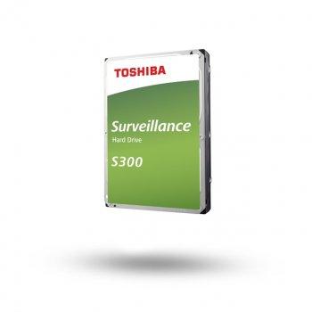 Накопичувач HDD SATA 8.0TB Toshiba S300 7200rpm 256MB (HDWT380UZSVA)