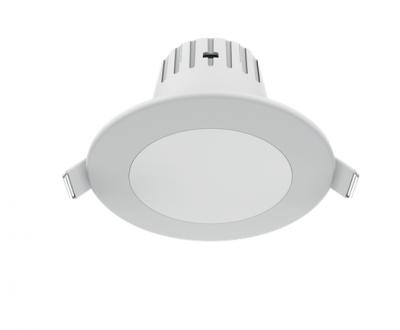 Світильник Гаусса Цілий. Білий, 7W,90х90х56, Ø65мм, 500 Lm LED 2700K 1/20