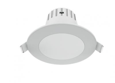 Світильник Гаусса Цілий. Білий, 7W,90х90х56, Ø65мм, 520 Lm LED 4100K 1/20