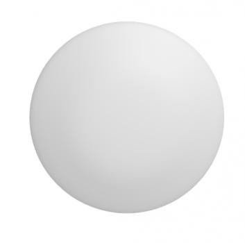 Світильник світлодіодний Гаусса IP20 D230*90 10W 550lm 4000K DECOR білий 1/20