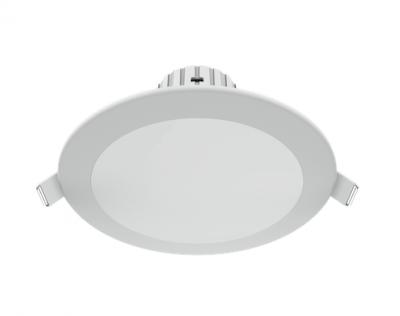 Світильник Гаусса Цілий. Білий, 11W,120х120х63, Ø100мм, 880 Lm LED 2700K 1/20