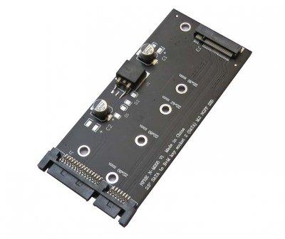 "Адаптер NGFF B+M key M.2 SSD to 2.5"" SATA 3 (NFHK)"