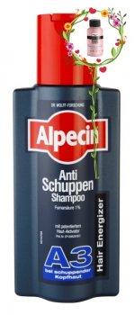 Шампунь против перхоти и выпадения волос Alpecin Active Shampoo A3 250 мл (4008666209016)