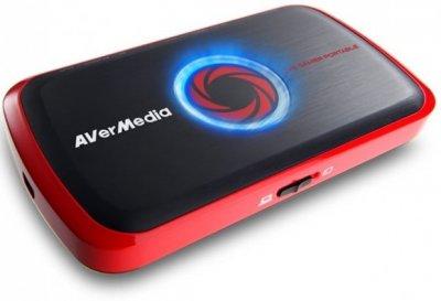 Устройство для стриминга/трансляции AVerMedia Live Gamer PORTABLE C875