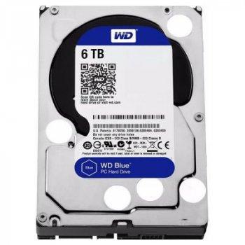 "Жесткий диск 3.5"" 6TB WD (WD60EZAZ)"