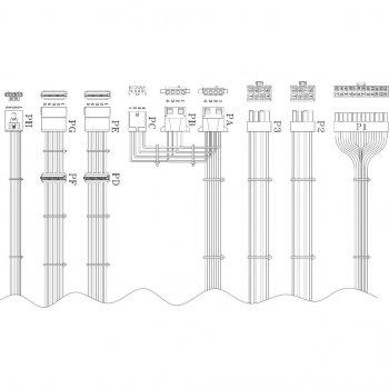Блок питания FSP 500W (FSP500-50RAB)