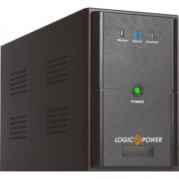 Джерело безперебійного живлення LogicPower LPM-U625VA (3404)