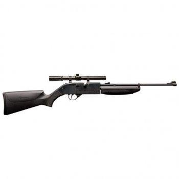 Пневматическая винтовка Crosman 760 ОП 4x15 (760X)