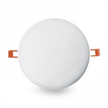 Вбудований світлодіодний світильник Feron AL704 7W коло білий 595Lm 4000K