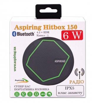 Портативна акустика Aspiring HitBox 150