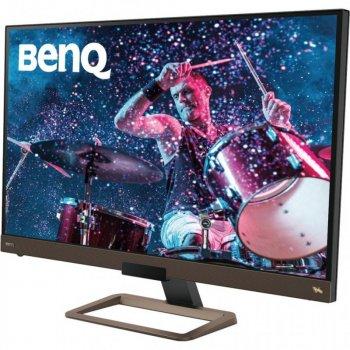 Монітор BENQ EW3280U Brown Metallic-Black (9H.LJ2LA.TBE)