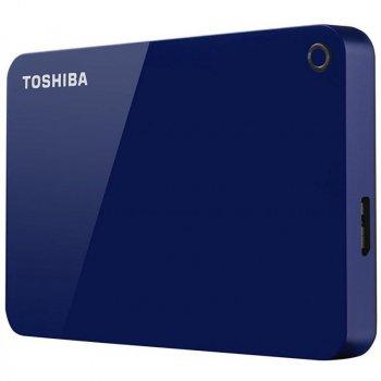 """Зовнішній жорсткий диск 2.5"""" 2TB TOSHIBA (HDTC920EL3AA)"""