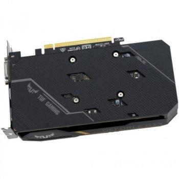Відеокарта ASUS GeForce GTX1650 4096Mb TUF D6 P GAMING (TUF-GTX1650-4GD6-P-GAMING)