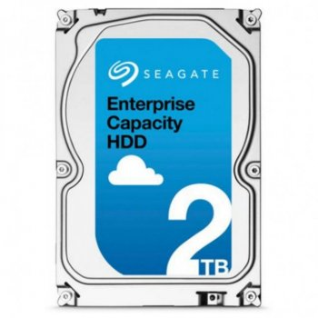 """Жесткий диск 3.5"""" 2TB Seagate (ST2000NM0008)"""