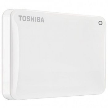 """Зовнішній жорсткий диск 2.5"""" 500GB TOSHIBA (HDTC805EW3AA)"""