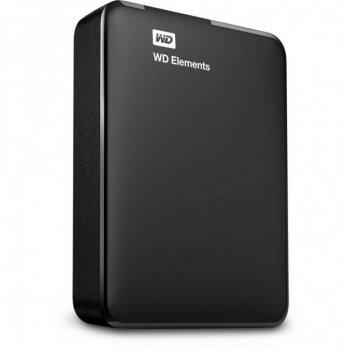 """Зовнішній жорсткий диск 2.5"""" 3TB Western Digital (WDBU6Y0030BBK-WESN)"""