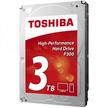 "Жорсткий диск 3.5"" 3TB TOSHIBA (HDWD130UZSVA)"