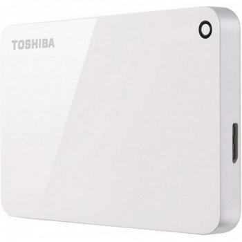 """Зовнішній жорсткий диск 2.5"""" 2TB TOSHIBA (HDTC920EW3AA)"""
