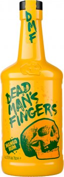 Ром Dead Man's Fingers (DMF) Mango 0.7 л 37.5% (5011166063735)
