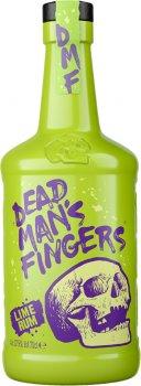 Ром Dead Man's Fingers (DMF) Lime 0.7 л 37.5% (5011166063728)