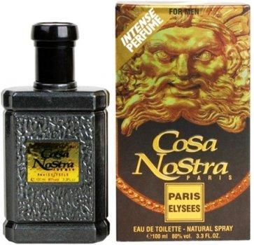 Туалетная вода для мужчин Paris Elysees Cosa Nostra 100 мл (3454090610033)