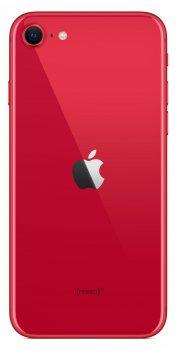 Мобільний телефон Apple iPhone SE 128 GB 2020 (PRODUCT) Red Slim Box (MHGV3) Офіційна гарантія