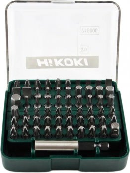 Набор насадок-бит HiKOKI Assorti 61 предмет (715000)