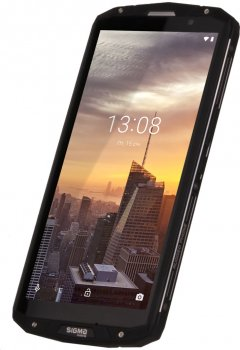 Мобильный телефон Sigma mobile X-treme PQ54 Max Black
