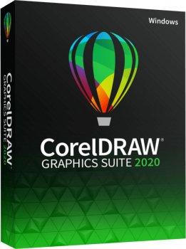 CorelDRAW Graphics Suite 2020 Single User Business License RU/EN/TR версія на 1 ПК (електронний ключ) (LCCDGS2020ML)