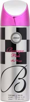 Дезодорант для женщин Armaf Baroque Pink 200 мл (6294015100235)
