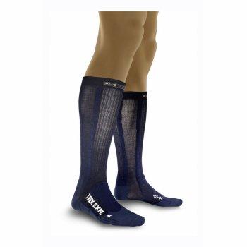 Термоноски X-Socks Trekking Expedition Long цвет X02 (X20013)