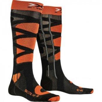 Термоноски X-Socks SKI CONTROL 4.0 цвет G047 (XS-SSKCW19U)