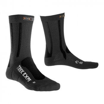 Термоноски X-Socks Trekking Expedition Short цвет X01 (X20014)