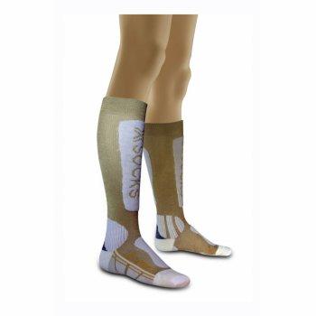 Термоноски X-Socks Ski Metal Woman цвет XL1 (X20309)